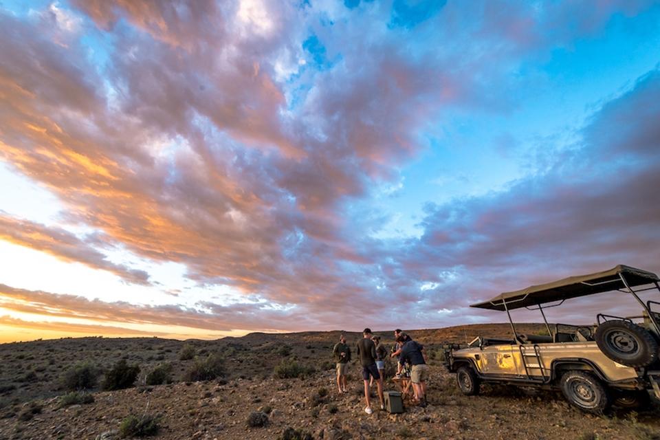 12 Sundowner Karoo Elela Africa