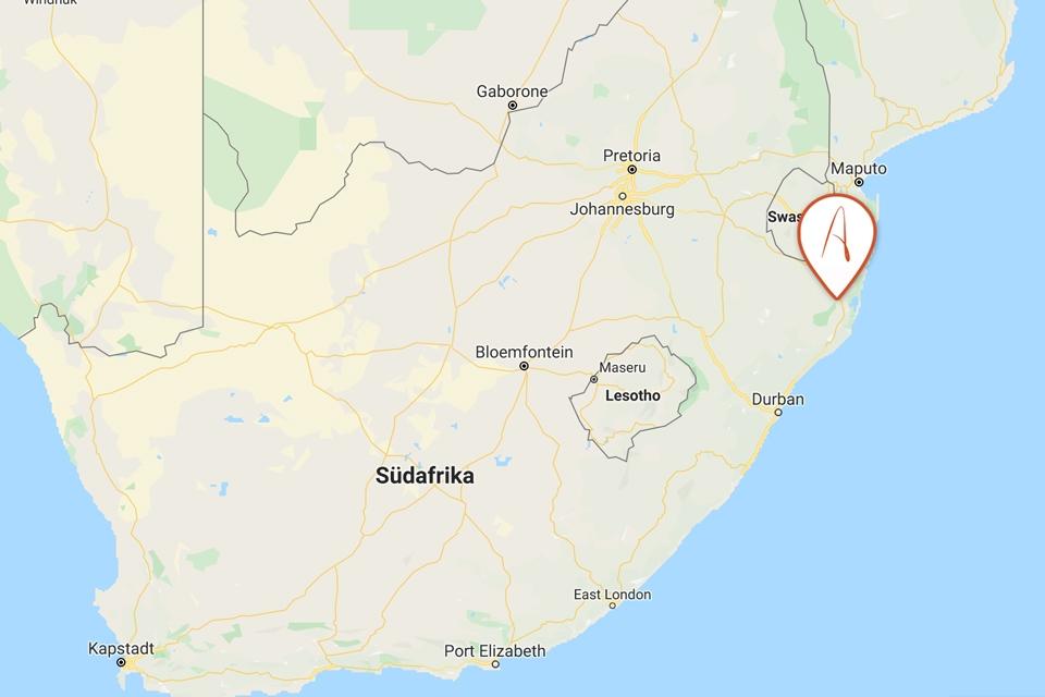 elela-africa-karte-zululand-reiseidee